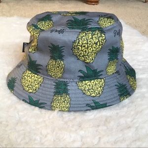 0ea3bbf991c Neff Accessories - NEFF Pineapple Bucket Hat
